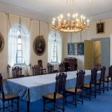 Klasicistní palác interiér